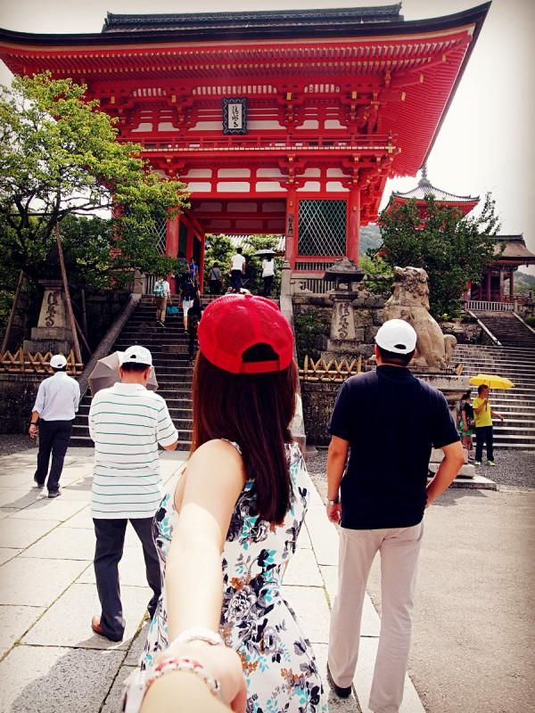 Kiyomizu-dera Kyoto (2)