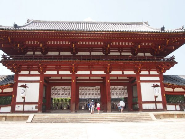 Todai Ji Nara