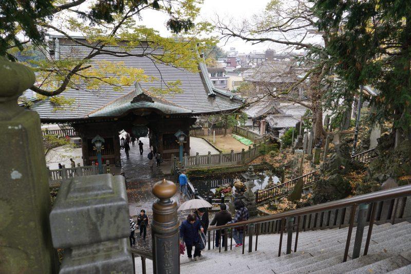 Narita Shinshō-ji Tokyo Japan