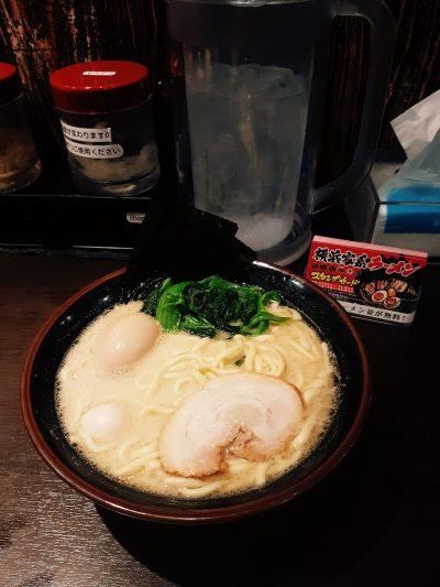 横浜家系ラーメン Shinjuku Yokohama Kakei Ramen
