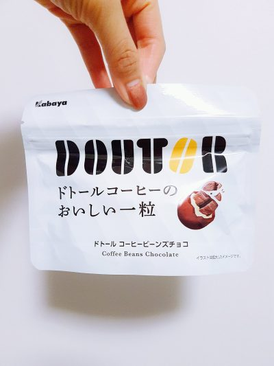 Doutor Coffee Bean Chocolate