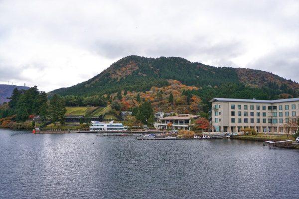 Hakone Motohakone Lake Ashi Tokyo Japan